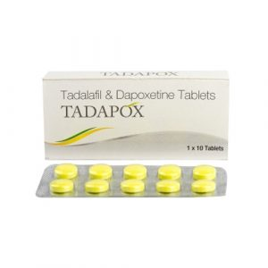 Tadapox tablet Online - dosage | Ed generic store