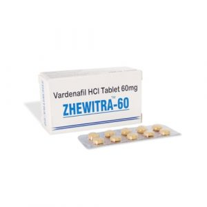 Buy Zhewitra 60 mg online at Ed generic store