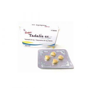 Buy Super Tadalis SX tablet online Ed generic store