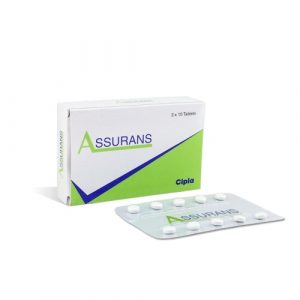 Cure Ed by Assurans 20 Mg pills | Ed generic store