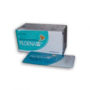 Fildena CT 50 mg pills | Ed Generic Store