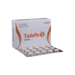 Tadaflo 5 mg online - Side effects | Ed generic store