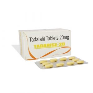 Cure Eb by Tadarise 20 mg tablet - Ed Generic Store