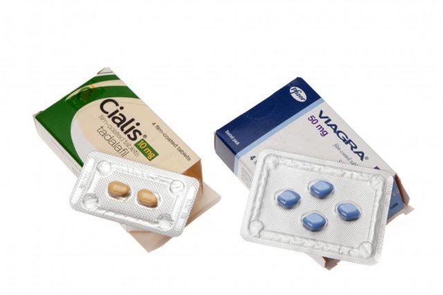 Viagra v/s Cialis