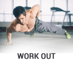 Work Out - Ed Generic Store