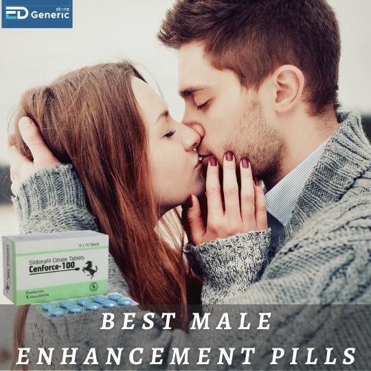 Best Male Enhancement Pills- Ed Generic Store