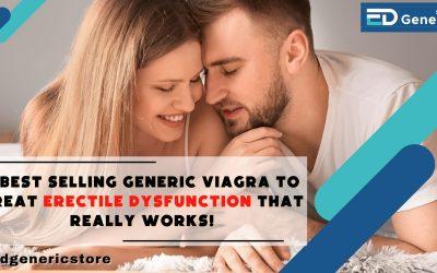 5 besGeneric Viagra to treat ED - EDGS