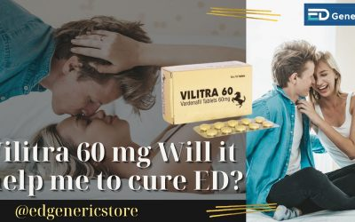 Vilitra 60 mg cure ED - Ed generic store