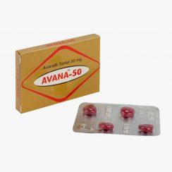 Avana 50 mg pills | Ed Generic Store
